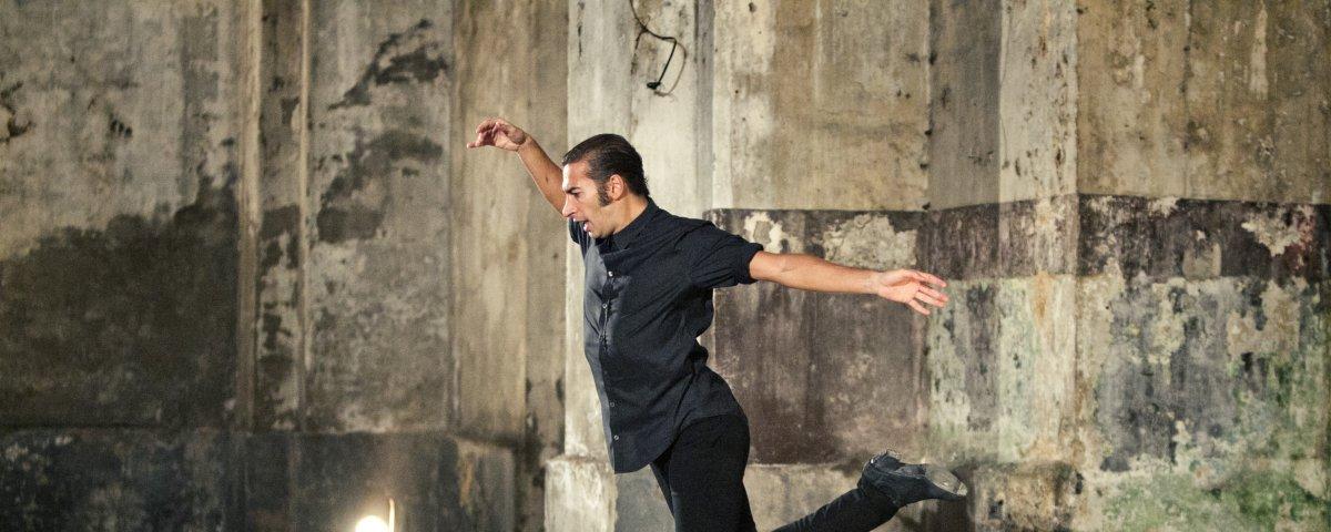 Israel Galván: baile flamenco en 21distritos