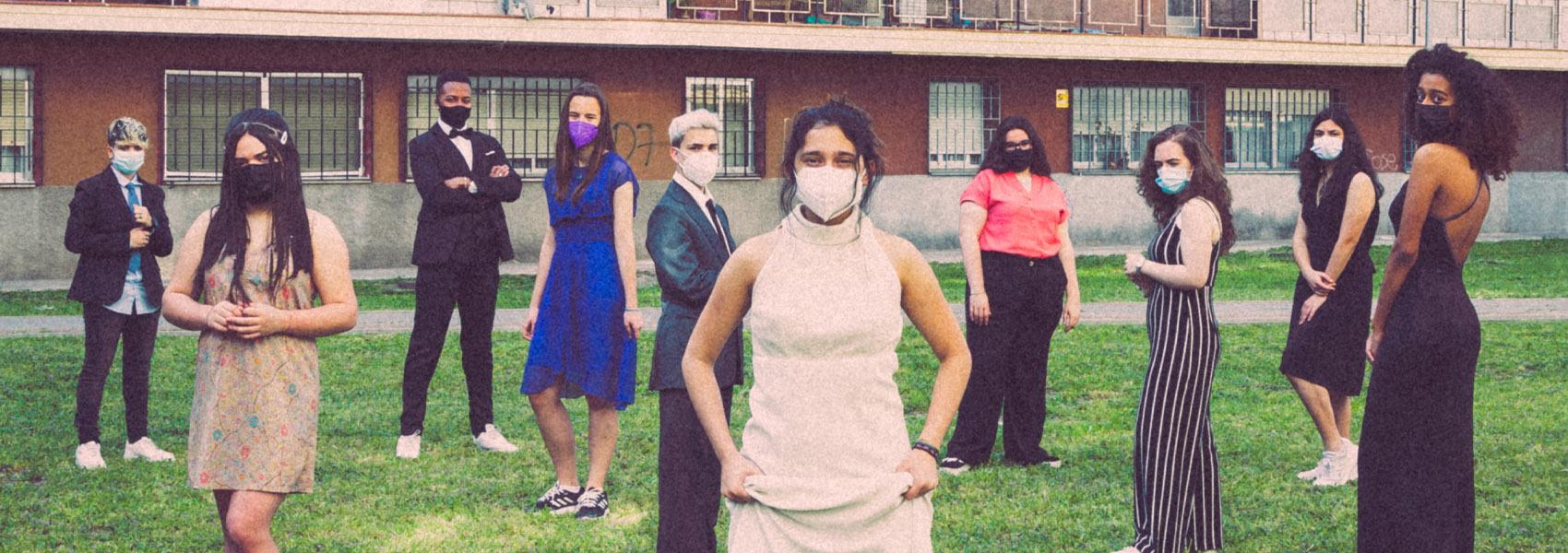 Muestra del proyecto teatral Generación Global