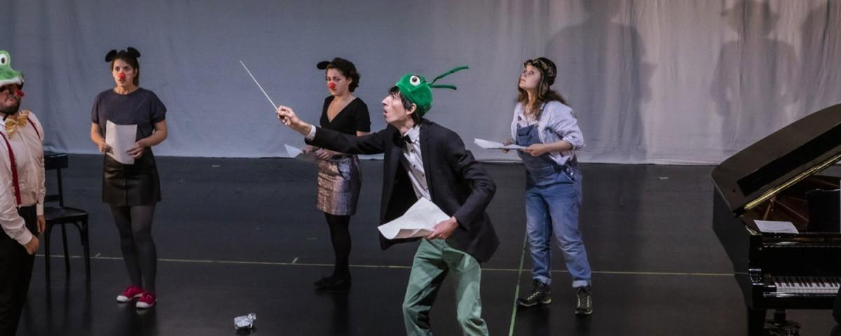 'Una canción para la luna: ópera para familias'