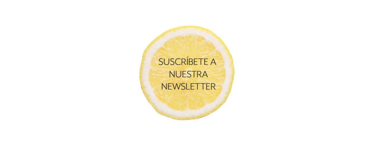 Suscríbete a nuestra newsletter y no te pierdas las novedades de otoño